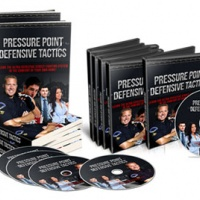 Pressure Point Defensive Tactics 5 DVD Set